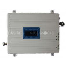 Усилитель сотовой связи  GSM/3G/4G (900MHz/2100MHz/2600MHz)