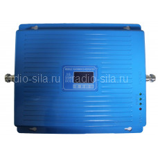 Усилитель сотовой связи GSM/DCS/3G (900MHz/1800MHz/2100MHz)